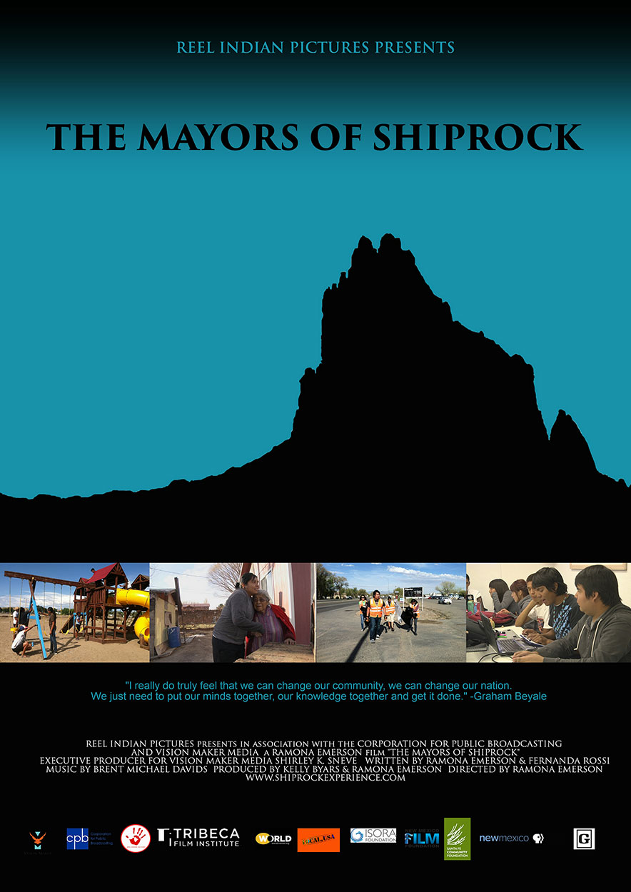 The Mayors of Shiprock Poster