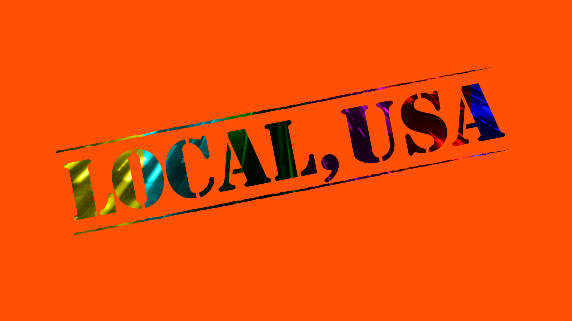 LOCAL, USA Logo
